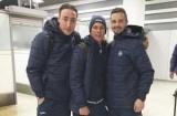 Олимпик вернулся в Киев