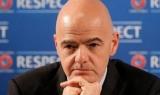 Инфантино угрожал игрокам участник Суперлиги исключением из международных турниров