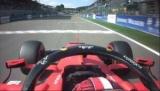 Пилоты Ferrari взяли первый ряд стартовой решетки Гран-при Бельгии