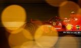 Райкконен показал лучшее время на второй тренировке в Бахрейне