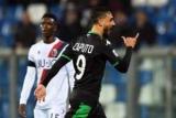 Сассуоло легко в интернет в Болонья и впереди Милан