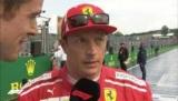 Райкконен после квалификации Гран-при Венгрии: «Я имел удовольствие»