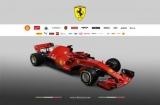 Ferrari представила болид на сезон-2018
