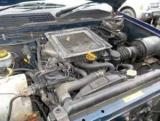 Характеристика двигателя Nissan-Поле»: характеристики